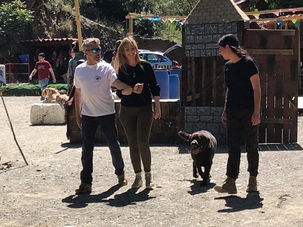 curso presencial educador canino